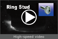 High-speed video of Ring Stud